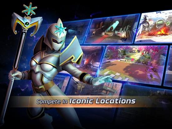 Power Rangers: Legacy Wars iPad