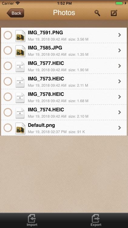 iSafeBox - Data Guard screenshot-3