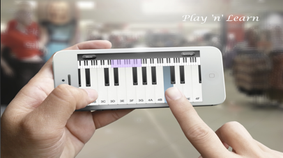 iPiano - Play Real Piano screenshot 3