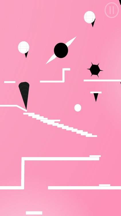 Gravity X Phases Bouncing ballz Raising High game