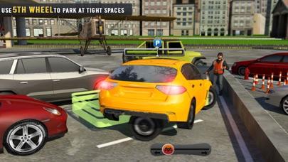5th Wheel Car Parking Spot 3D-0