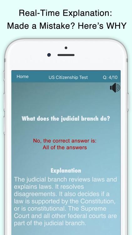 US Citizenship Test (USCIS)