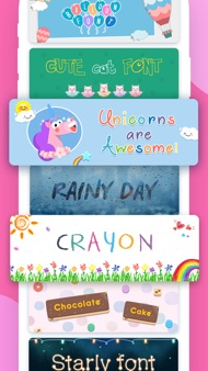 Cool Fonts Keyboard, Text Art iphone images