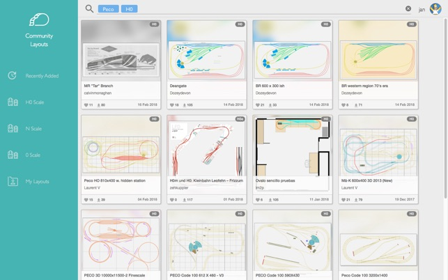 railmodeller pro on the mac app storeRailmodeller Pro 6 Nu Community Layouts #11