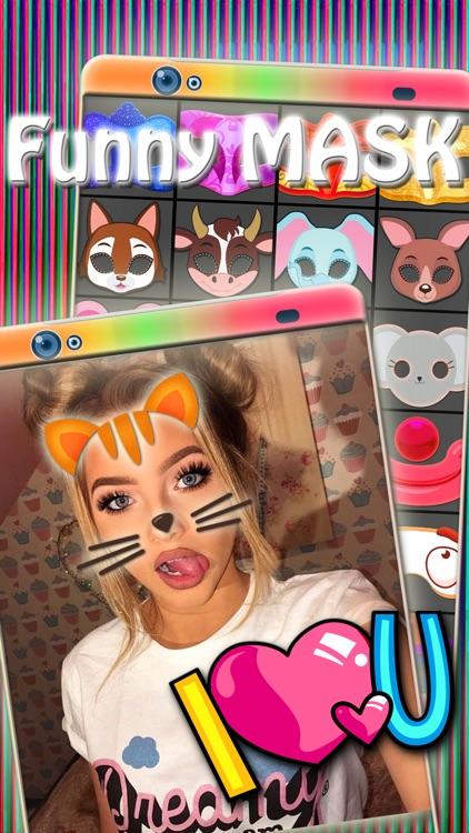 Face Mask Fun Camera
