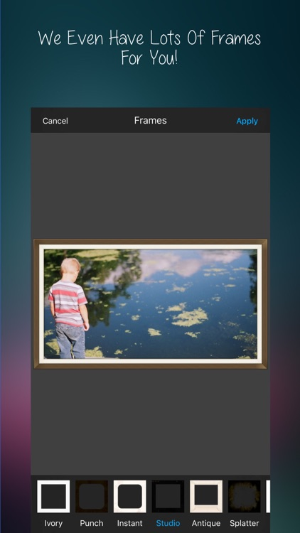 After Awesome : All-In-1 Picture Editor & More screenshot-3
