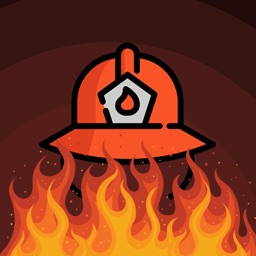 Fire Fighting Stickers