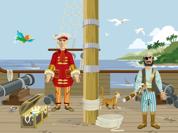Usborne Sticker Pirates screenshot-3
