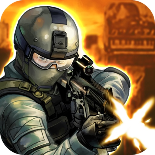Shooting Game Warzone