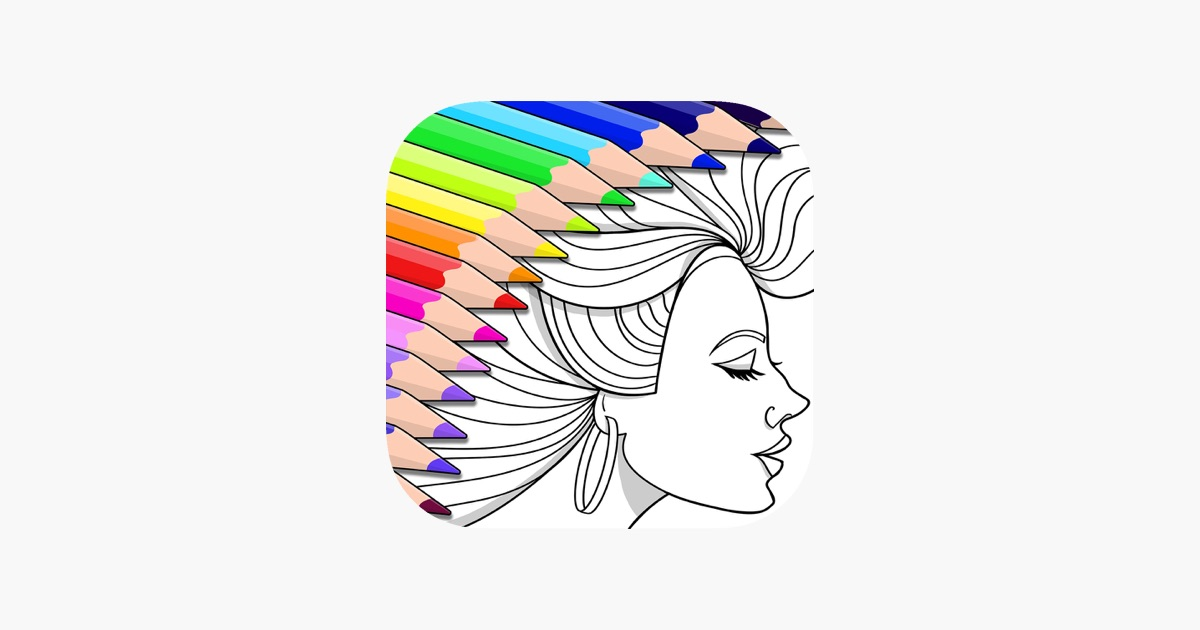 Colorfy Colouring Art Book On The App Store