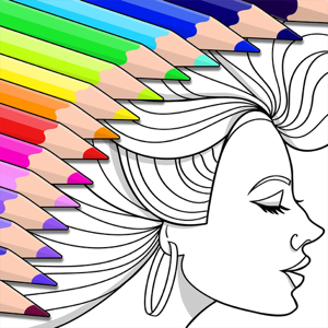Colorfy: Coloring Book & Games Entertainment app