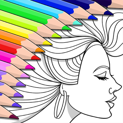 Colorfy: Coloring Book & Games - Tips & Trick