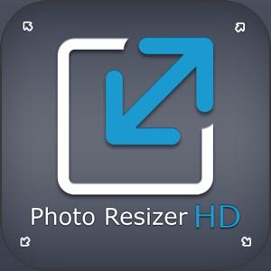 Shrink image - Resize Photos app
