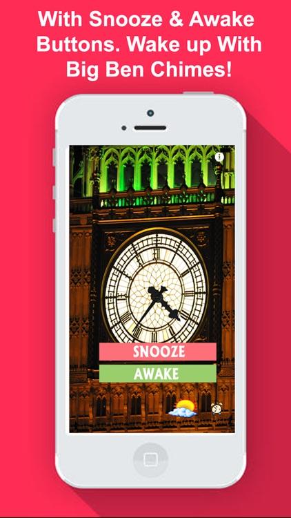 Big Ben Alarm Clock Bells