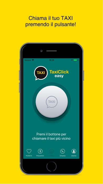 TaxiClick easy by Interfacom, S A  (iOS, United States) - SearchMan