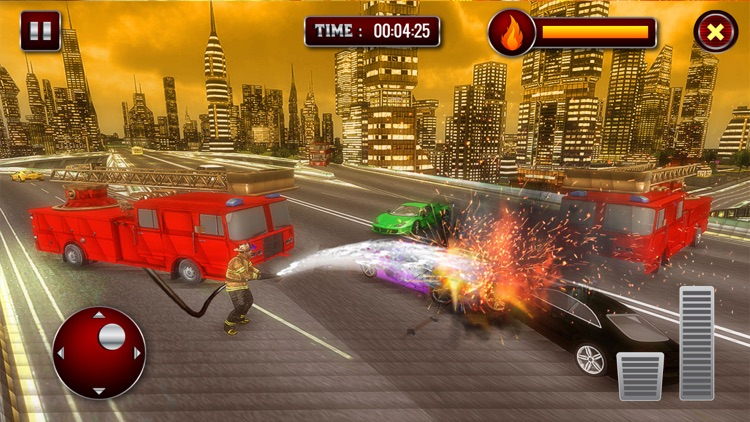 Fire Fighter Rescue Mission 18