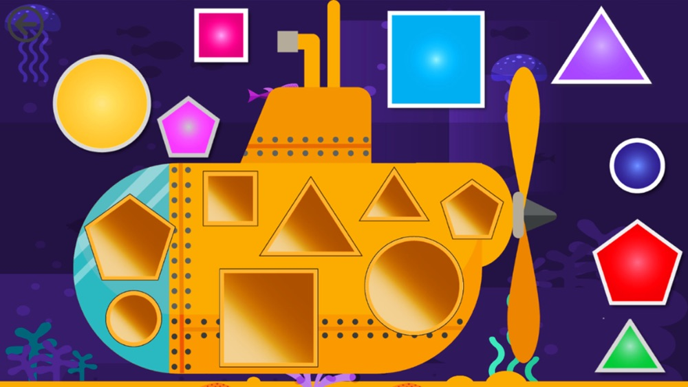 Shapes – toddlers kids games for girls Cheat Codes