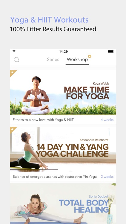 Daily Yoga - Yoga Fitness Plan