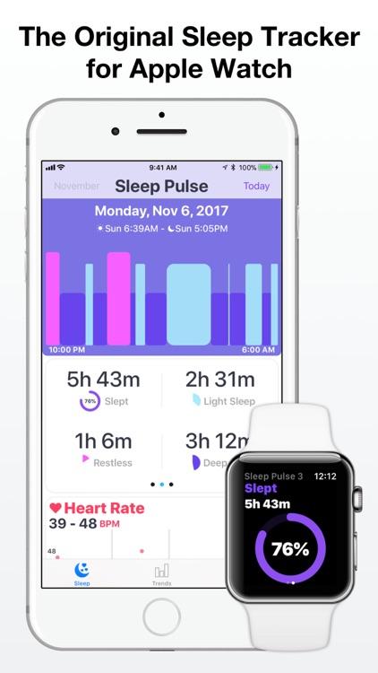 Sleep Pulse 3: Sleep Tracker screenshot-0