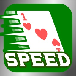 Speed (aka. Spit) : Card Game