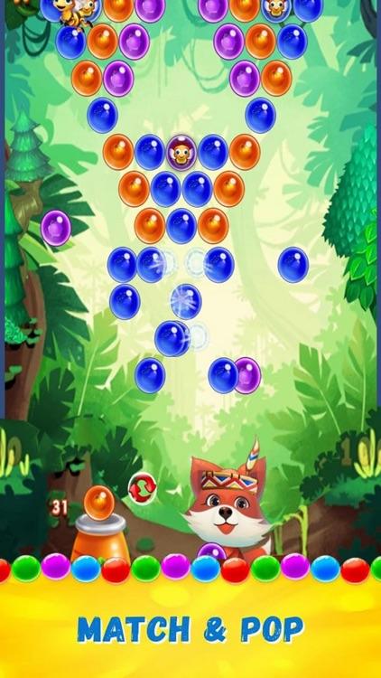 Forest Pop Bubble Break