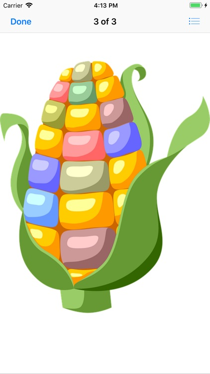 Corn Stickers screenshot-5