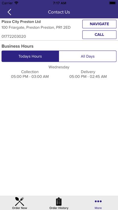 Pizza City Preston Ltd App Price Drops