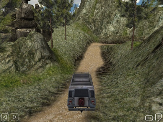 4X4 Trail screenshot 5