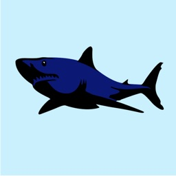 Ocean Shark Stickers