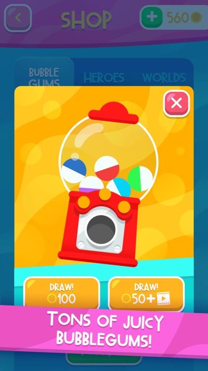 Bubblegum Hero screenshot-4