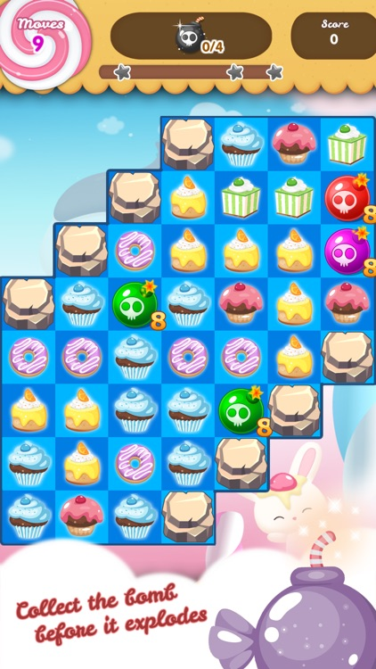 Cake Blast - Match 3 Games screenshot-4