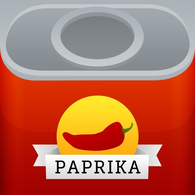 Paprika Recipe Manager 3 on the App Store