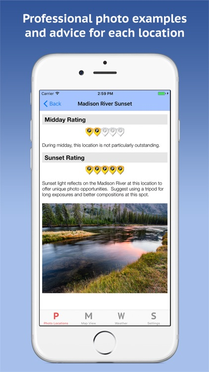 Pixavego - Yellowstone National Park Edition screenshot-3