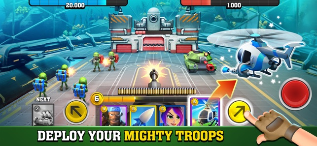 Mighty Battles on the App Store