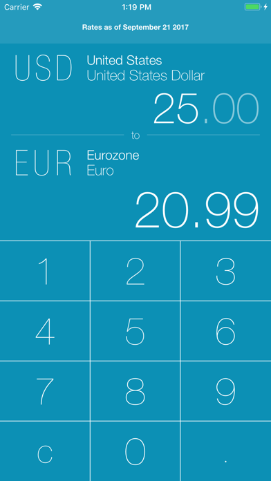 Next Currency Converter Pro | App Price Drops