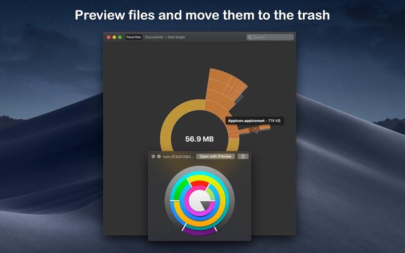 Disk Graph Screenshot 04 57ridjn