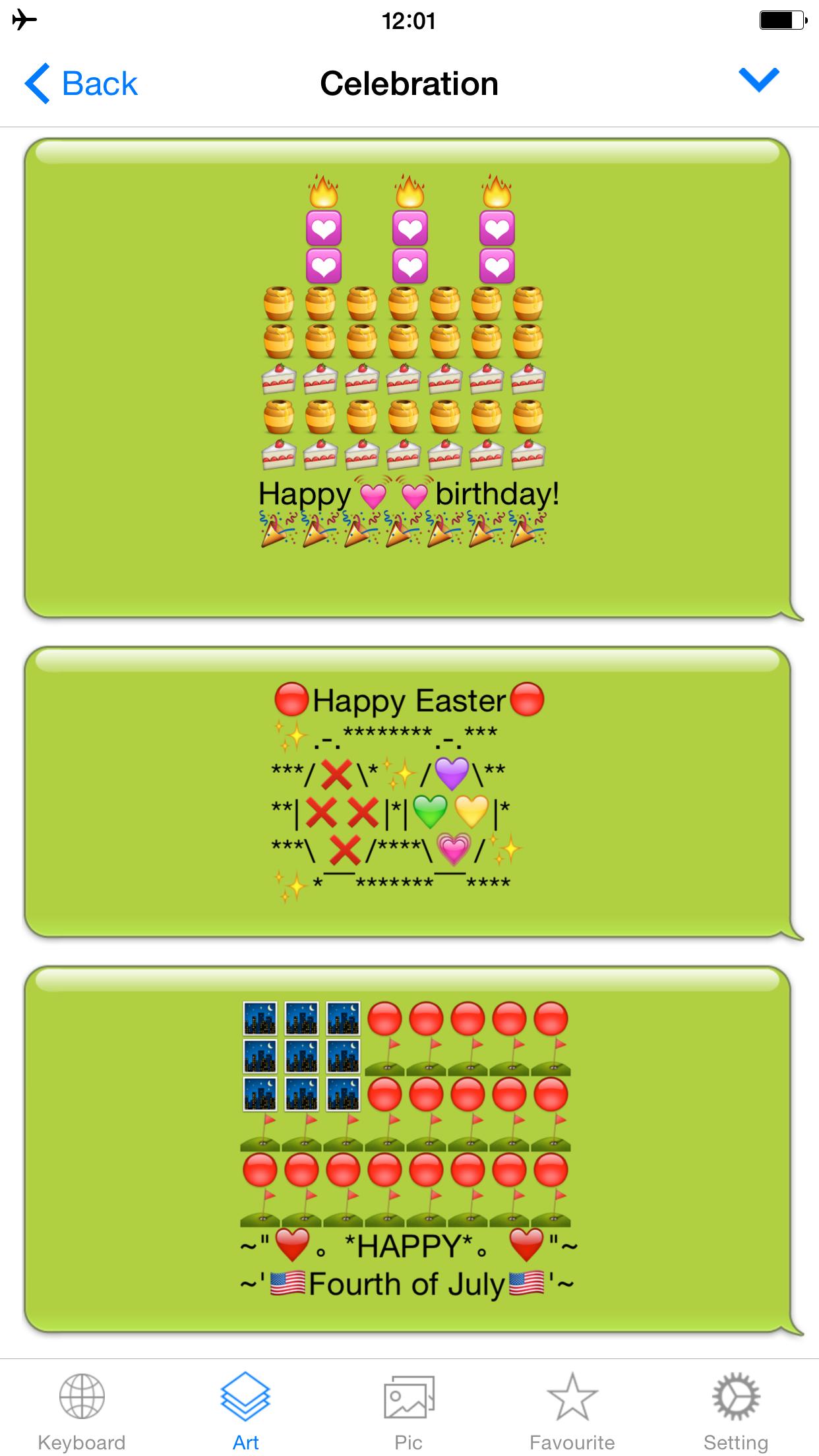 Emoji Keyboard Gif Emojis Me Screenshot