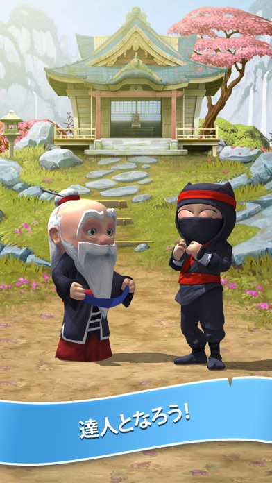 Clumsy Ninja ScreenShot3