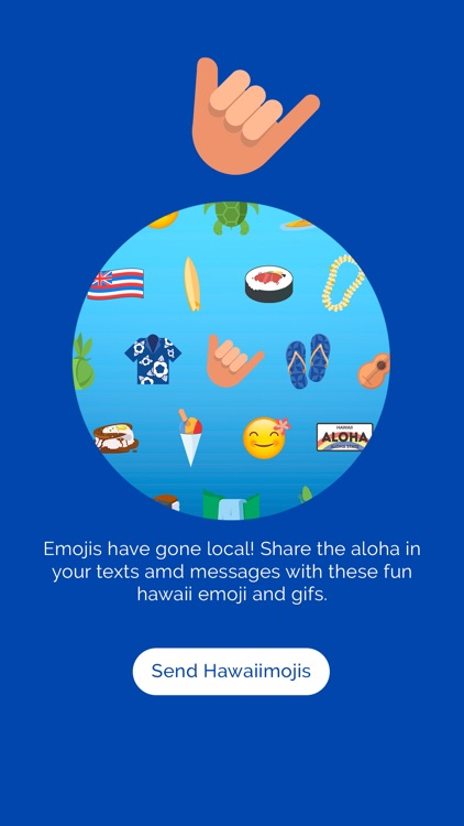 Hawaiimoji by Bank of Hawaii