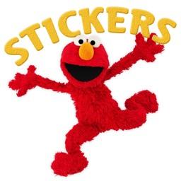 Fun With Elmo Stickers