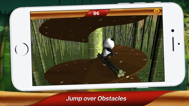 Bamboo Dash (AR Runner)