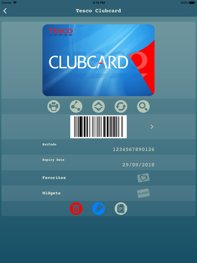 My Cards Pro - Wallet Screenshot