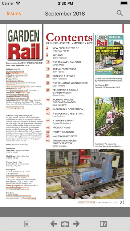 Garden Rail & Archive screenshot-3