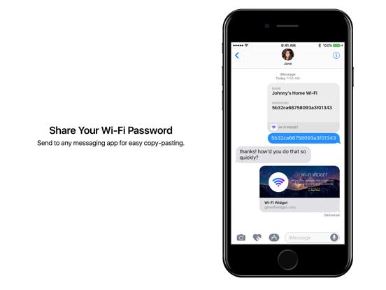 Wifi Widget - See, Test, Share | App Price Drops