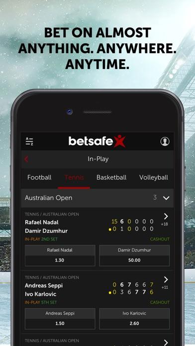 Betsafe Casino & Betting screenshot three