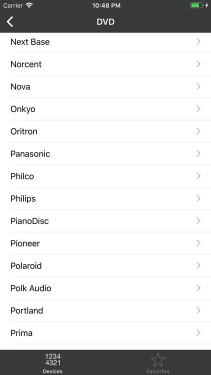 Remote Code Database screenshot-3