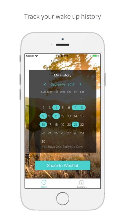 Earlybird Math Alarm screenshot-4