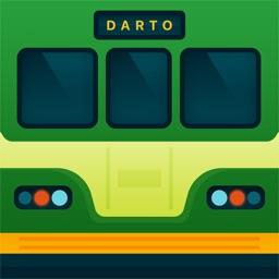 Darto - Rail Commute for Dubs