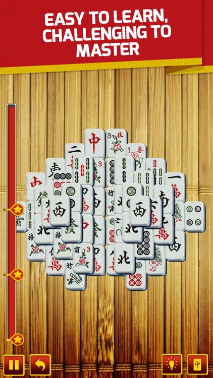 Mahjong Solitaire Puzzle Games screenshot-4
