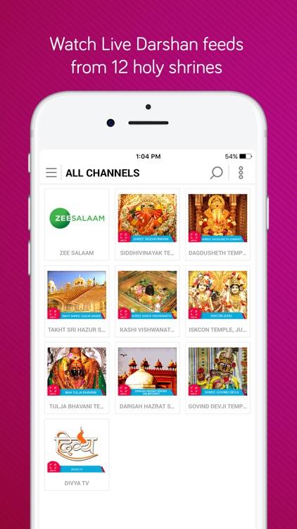 dittoTV: Live TV Shows & News screenshot-3